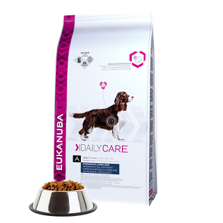 Eukanuba Best Daily Care Dry Dog Food for Overweight and Sterilised Dogs